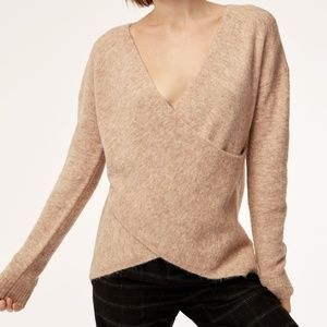 The Group by Babaton Aritzia Bandini Sweater